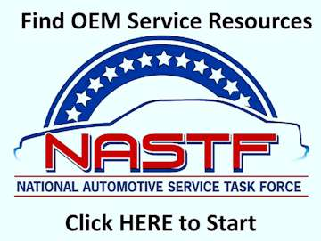 OEM Service Resources NASTF