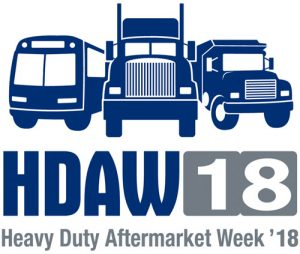 Heavy Duty Aftermarket Week 2018